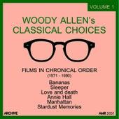 Woody Allen's Classical Choices, Vol. 1: 1971 - 1979 de Various Artists