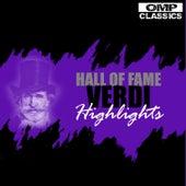 Hall of Fame: Verdi Highlights von Various Artists