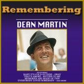 Remembering Dean Martin de Dean Martin