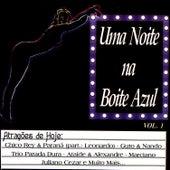 Uma Noite Na Boite Azul, Vol. 1 de Various Artists