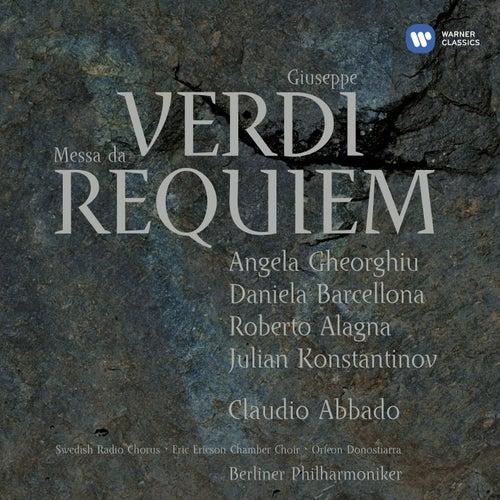 Verdi : Messa di Requiem by Berliner Philharmoniker