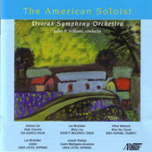 The American Soloist by Various Artists