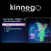 New Yen EP by Boxcutter