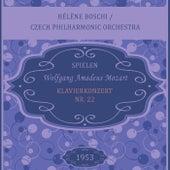 Hélène Boschi / Czech Philharmonic Orchestra: Wolfgang Amadeus Mozart: Klavierkonzert Nr. 22 by Various Artists