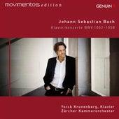 J.S. Bach: Piano Concertos, BWV 1052-1058 (Movimentos Edition) von Yorck Kronenberg