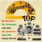 Treasure Isle Top Rock Steady de Various Artists