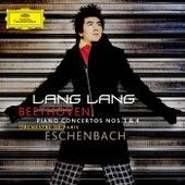 Beethoven: Piano Concertos Nos. 1 & 4 by Lang Lang