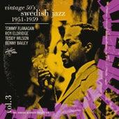 Vintage 50's Swedish Jazz Vol. 3 1951-1959 by Various Artists