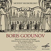 Mussorgsky: Boris Godunov by Various Artists