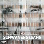 Schubert: Schwanengesang by Malcolm Martineau