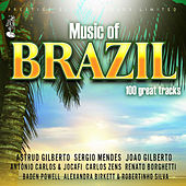 Music of Brazil de Various Artists