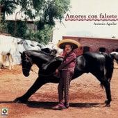 Amores Con Falsete by Antonio Aguilar