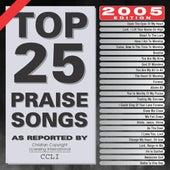 Top 25 Praise Songs 2005 by Marantha Praise!