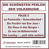 Die schönsten Perlen der Volksmusik, Folge 2 de Various Artists