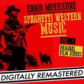 Ennio Morricone : Spaghetti Western Music Vol. 1 (Original Film Scores) de Ennio Morricone