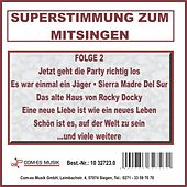 Superstimmung zum Mitsingen, Folge 2 by Various Artists