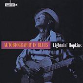 Autobiography In Blues by Lightnin' Hopkins