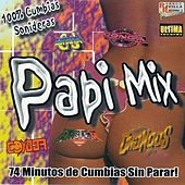 Papi Mix (74 Minutos De Cumbias Sin Parar!) de Various Artists
