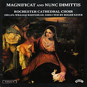 Magnificat & Nunc Dimittis Vol. 6 by Rochester Cathedral Choir