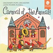 Russell: Carnival of the Animals von Various Artists