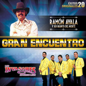 Gran Encuentro (20 Éxitos Originales) de Ramón Ayala Y Sus Bravos Del Norte