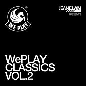 WePlay Classics, Vol. 2 - Presented By Jean Elan von Various Artists