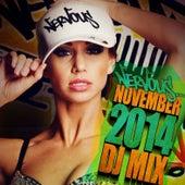 Nervous November 2014 - DJ Mix von Various Artists