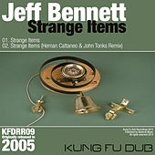 Strange Items by Jeff Bennett
