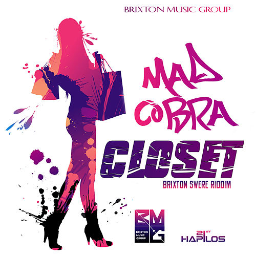 Closet   Single (Single, Explicit) By Mad Cobra : Napster