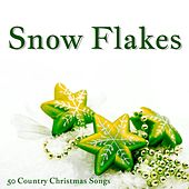 Snow Flakes (50 Country Christmas Songs) de Various Artists