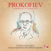 Prokofiev: Symphony No. 3 in C Minor, Op. 44 (Digitally Remastered) by Dmitri Kitayenko