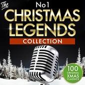 The No.1 Christmas Legends Collection - 100 Original Xmas Classics de Various Artists