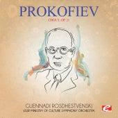 Prokofiev: Chout, Op. 21 (Digitally Remastered) by Guennadi Rosdhestvenski