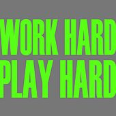 Work Hard, Play Hard - Single by Hip Hop's Finest