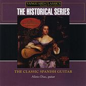 Classic Spanish Guitar by Alirio Diaz