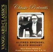 Alfred Brendel plays Mozart by Alfred Brendel