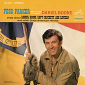 Fess Parker Star of the TV Series,