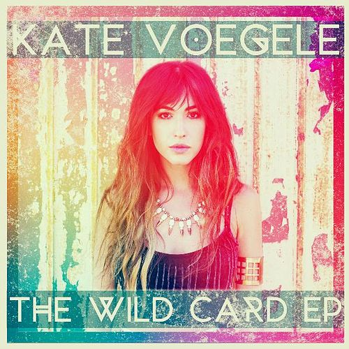 Wild Card by Kate Voegele