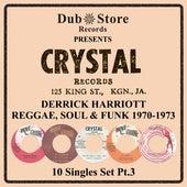 Derrick Harriott Reggae, Soul & Funk 1970 to 1973 - 10 Singles Set Pt. 3 de Various Artists