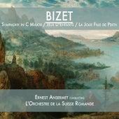 Bizet: Symphony in C Major / Jeux D'Enfants / La Jolie Fille de Perth de L'Orchestre de la Suisse Romande