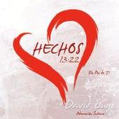 Hechos 13:22 by David Lugo