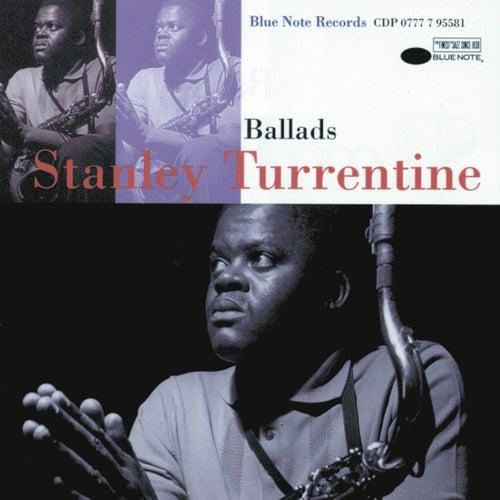 Ballads by Stanley Turrentine