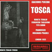 Puccini: Tosca (Live) de Various Artists