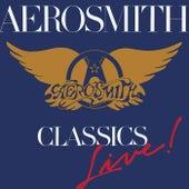 Classics Live! de Aerosmith