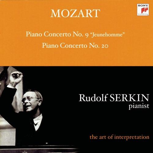 Mozart: Piano Concertos Nos. 9 & 20 [Rudolf Serkin - The Art of Interpretation] by Various Artists