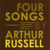 Four Songs By Arthur Russell by Various Artists