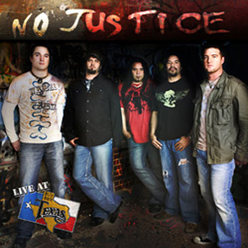 Live at Billy Bob's Texas Limited Edition CD/DVD Combo by No Justice