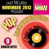 Nov 2013 Pop Hits Instrumentals by Off The Record Instrumentals BLOCKED
