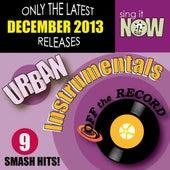 Dec 2013 Urban Hits Instrumentals by Off The Record Instrumentals BLOCKED