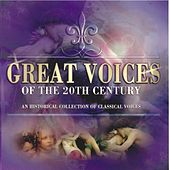 Great Voices of the 20th Century de Various Artists